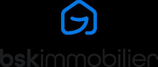 BSK immobilier logo
