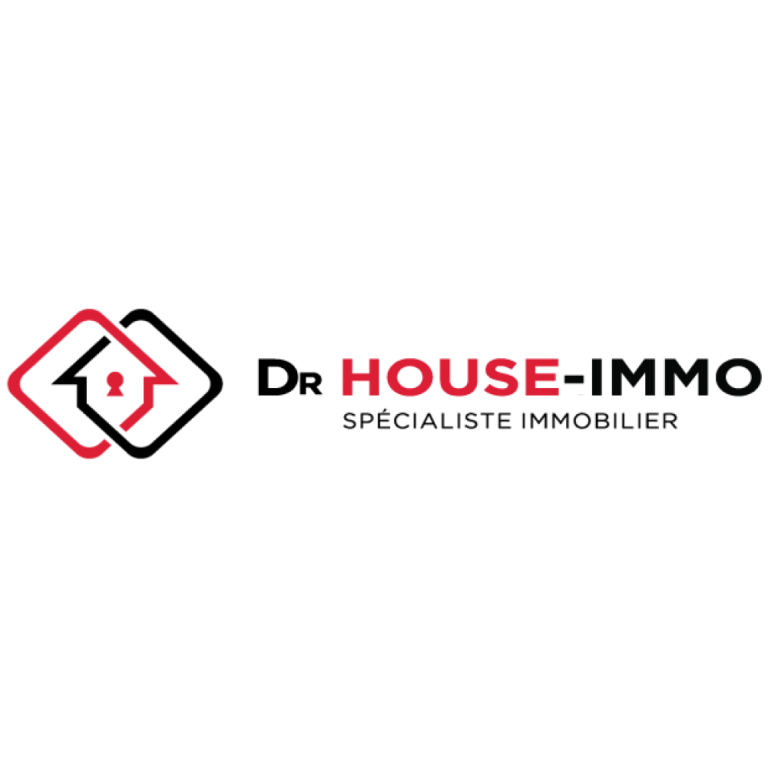 DR House immo logo
